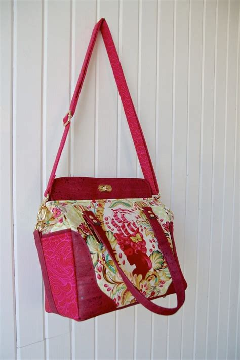 emmaline bags sewing patterns  purse supplies