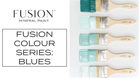 fusion paint colors what s the difference colour series part 2 fusion mineral