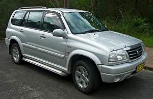 2003 Suzuki Vitara Base