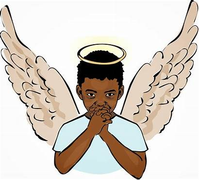Angel Halo Clipart Cherubim Young Wings Facts