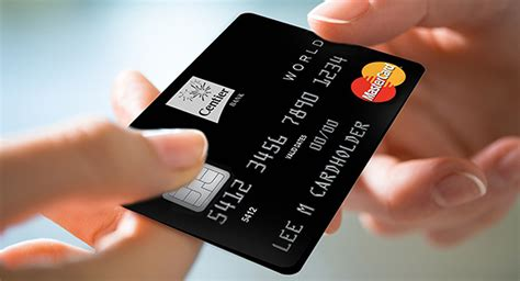 Centier Personal Credit Cards