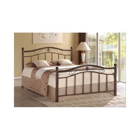 Bed Frame For And Footboard by Metal Bed Frame Headboard Footboard Contemporary