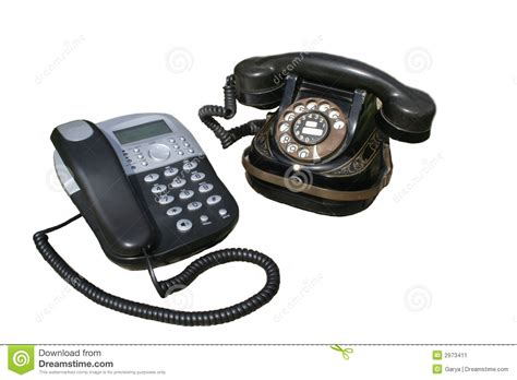 Old And New Stock Image Image Of Ring, Speak, Dial