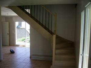 Comment Vitrifier Un Escalier : quel produit pour vitrifier un escalier inspirer les escaliers ~ Farleysfitness.com Idées de Décoration