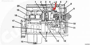 Mins Isx Egr Pressure Sensor Location  Wiring Diagram