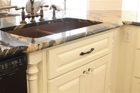 kitchen cabinet columns frontline remodeling passinault kitchen and addition 2421