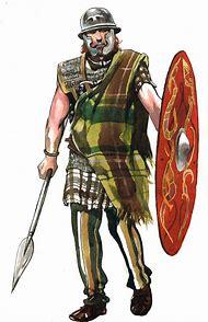Ancient Celtic Warriors Armor