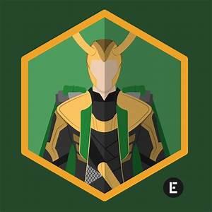 Loki Avengers Icon by thelivingethan   Loki avengers ...