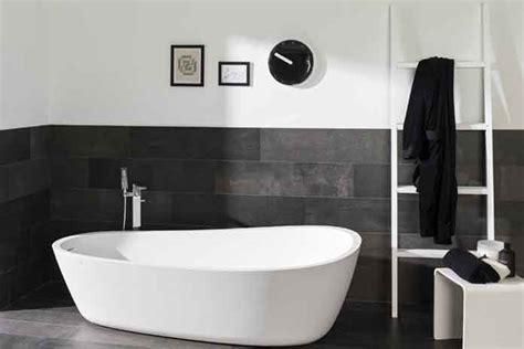 comment carreler une salle de bain salle de bains carreler les murs 224 mi hauteur styles de bain