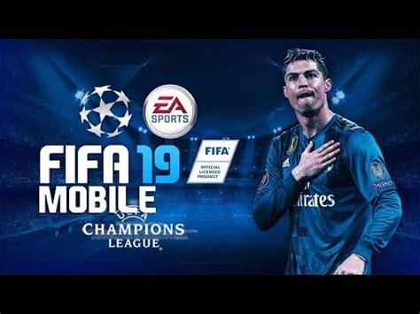 fifa 19 mobile trailer no oficial