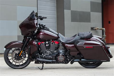 harley davidson cvo street glide review fast facts
