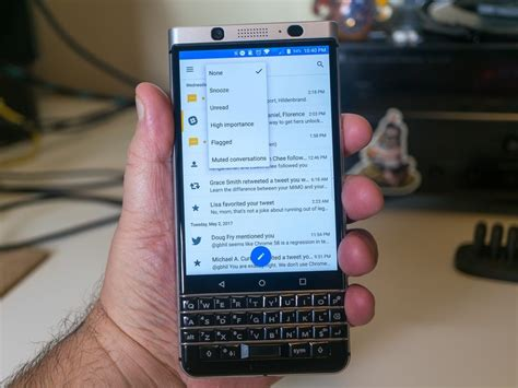 blackberry keyone apps phone android hub fix keyboard everything know need bb10 androidcentral crackberry google software