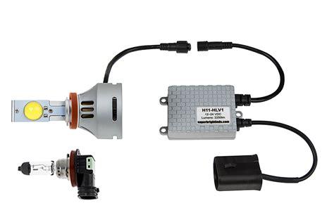 led headlight kit h11 led headlight bulbs conversion kit