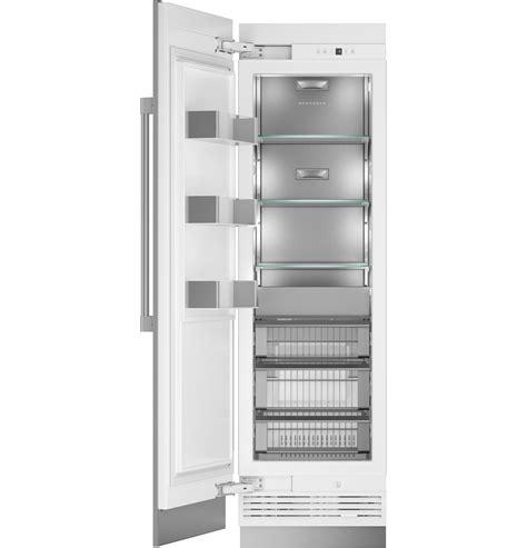 zifnpnii monogram  smart integrated column freezer monogram appliances
