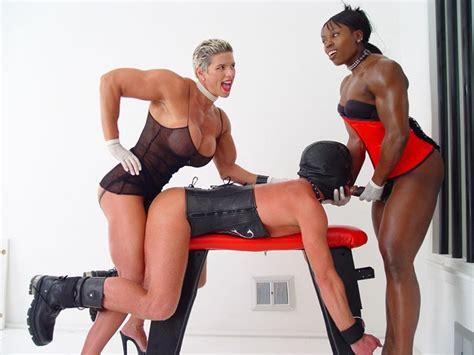 Bodybuilding Women Femdom Porn Tube