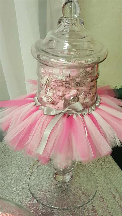 tutus  tiaras baby shower party ideas photo