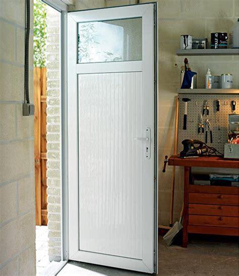 portes de service pvc ternois fermetures