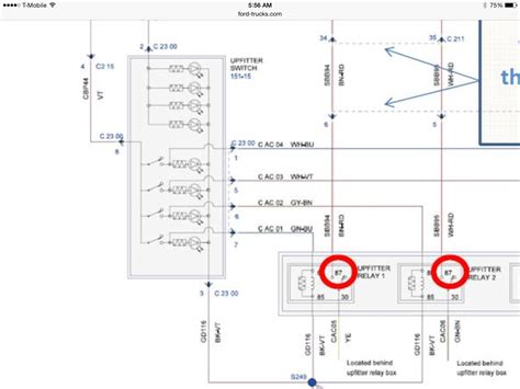 2014 Ford E 250 Wiring Diagram by 2015 Upfitter Wiring Diagram Help F250 Ford Truck