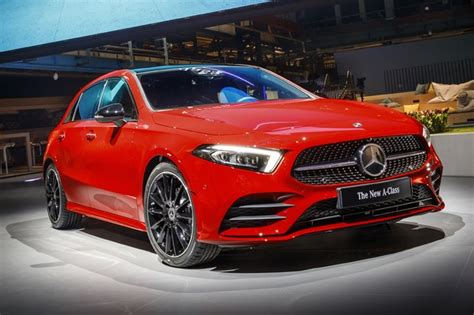 Novo Mercedes Classe A Fica Mais Jovem, Mas Ignora Motores
