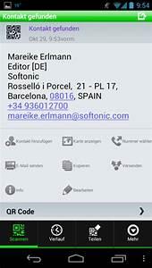 Barcode Erstellen App : qr droid f r android download ~ Markanthonyermac.com Haus und Dekorationen