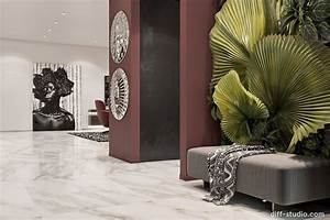 Pin, On, African, Interiors