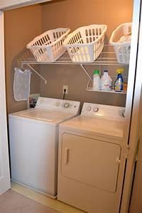 25, Laundry, Room, Organization, U0026, Storage, Ideas