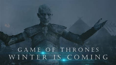 game  thrones winter  coming youtube