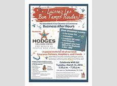 HODGES Collision Center The Woodlands Chamber Business