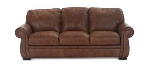 valencia leather sofa  thomas cole designs hom furniture