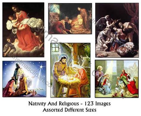 religious christmas clip art index