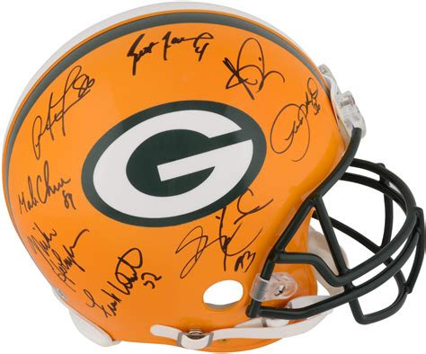 Green Bay Packers Super Bowl Xxxi Champions Multi Signed