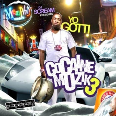 yo gotti cocaine muzik 3 hosted by scream mixtape