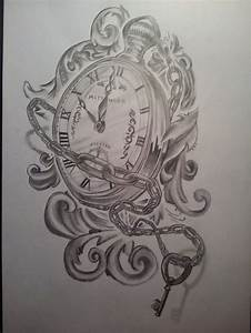 Watch Tattoo scetch by TheOutlawArmy.deviantart.com on ...