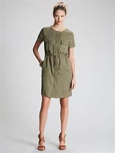 robe saharienne femme With robe saharienne kaki femme