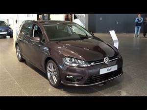 Golf Lounge : volkswagen golf r line lounge edition 2015 in detail review walkaround interior exterior youtube ~ Gottalentnigeria.com Avis de Voitures