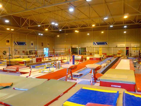 les salles d entrainements la nantaise gymnastique