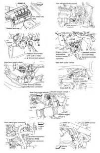 similiar 2005 nissan murano engine diagram keywords 2009 nissan datsun altima v6 3 5l vq35de wiring diagram engine