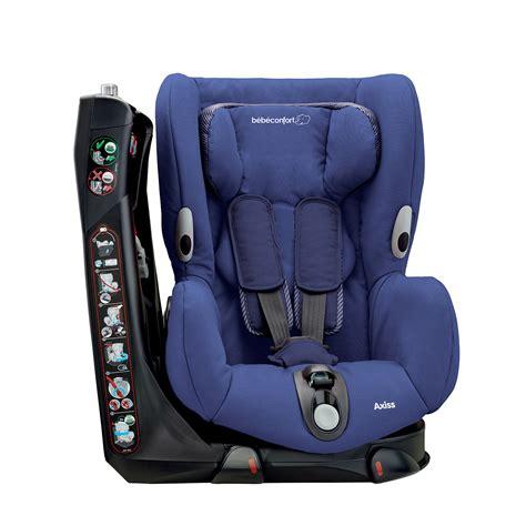 siege axiss isofix axiss de bébé confort siège auto groupe 1 9 18kg aubert