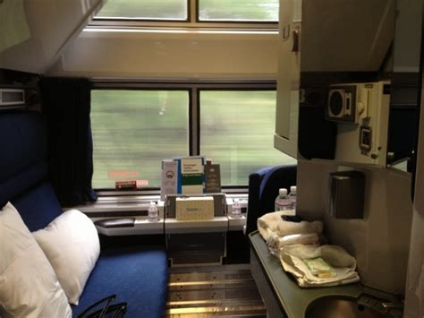 superliner family bedroom amtrak coast starlight reviews and photos