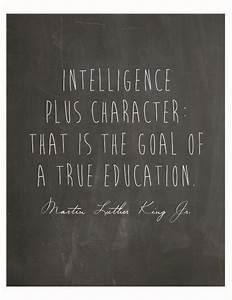 Intelligence pl... Intelligent Teacher Quotes