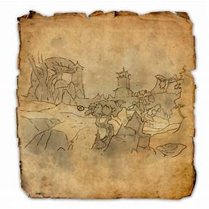 Online:Stonefalls Treasure Map IV - The Unofficial Elder ...