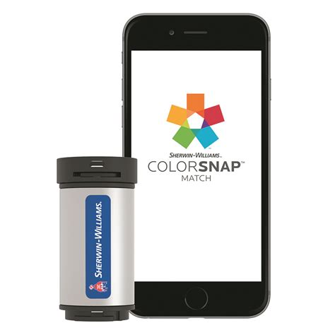 sherwin williams portable colorsnap match tool residential products