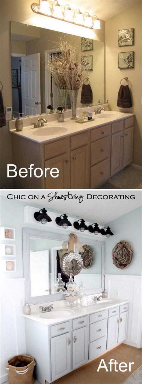 small bathroom makeovers    pics home