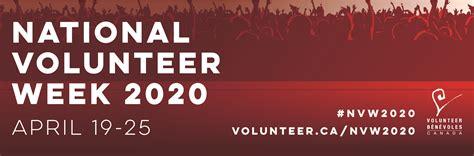 campaign kit  nvw  national volunteer week