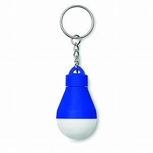Lampe En Forme D Ampoule : porte cles lampe forme ampoule ilumix publicitaire ~ Teatrodelosmanantiales.com Idées de Décoration