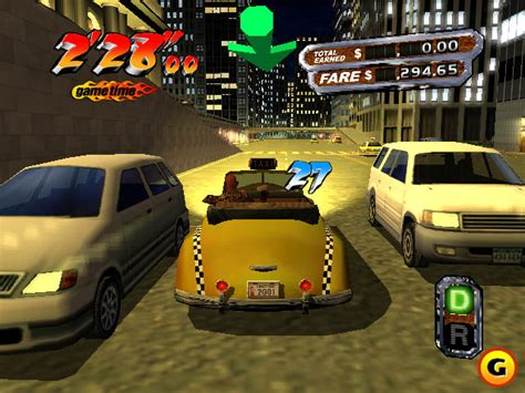 thehtd crazy taxi  pc game full version