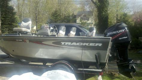 Bass Pro Boat Guides by 2006 Bass Tracker Pro Guide 16 The Hull Boating