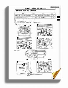 Mitsubishi Service Manual Galant Vol 1
