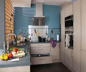comment decorer ma petite cuisine simple astuces dco With comment decorer ma petite cuisine
