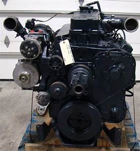 Rv Chassis Parts Used Cummins Engine